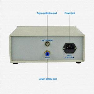 Image 2 - TL WELD الحرارية بقعة لحام قابلة للشحن آلة لحام الأسلاك مع وظيفة الاتصال الأرجون