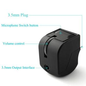Image 3 - For Sony Dualshock 4 Headphones Earphones Control With Mic For PS4 Controller Accessories Mini Handle Audio Headset Adapter