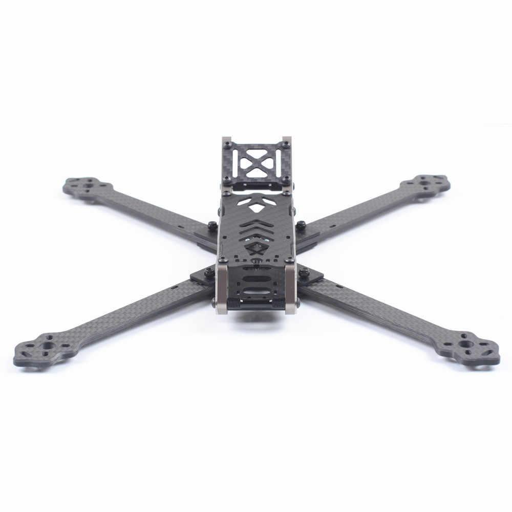 Skystars G730L 300mm Wheelbase 4mm Arm Thickness 3K Carbon Fiber 7 Inch FPV Frame Kit for RC Models Multicopter Part Accs
