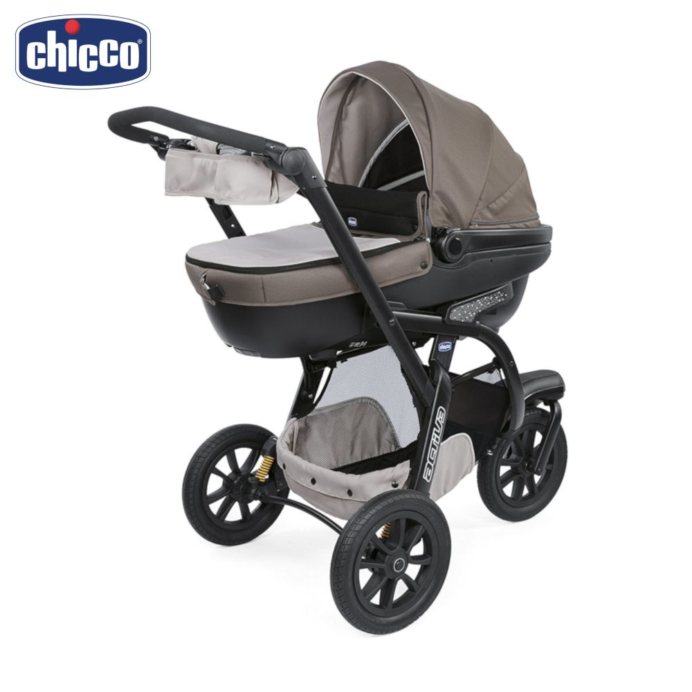 цена на Three Wheels Stroller Chicco Trio Activ3 89281 Activity Gear Baby Strollers For boys girls