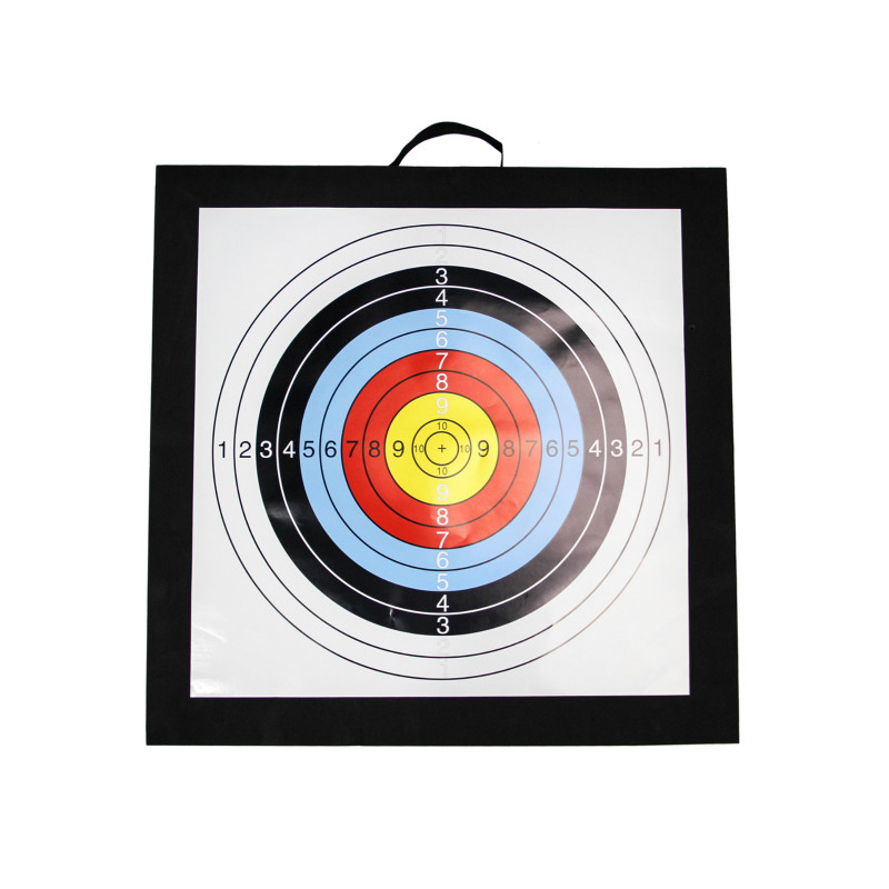 Archery Equipments 6 CM Thickness EVA Archery Target Outdoor Target Bow and Arrow Fittings|Bow & Arrow| |  - title=