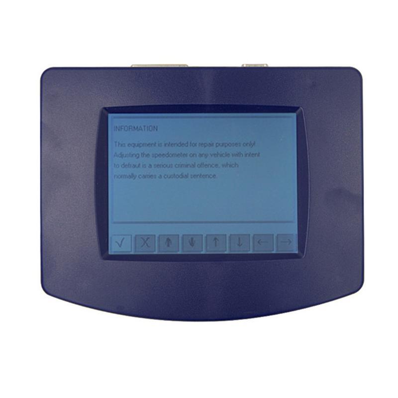 Compteur de Diagnostic de Correction d'odomètre Digiprog III V4.94 Digiprog3 de voiture avec l'outil de Correction de kilométrage de câble OBD2 ST01 ST04 - 2