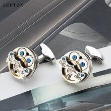 Горячая Распродажа мужские запонки с турбийоном свадебные часы