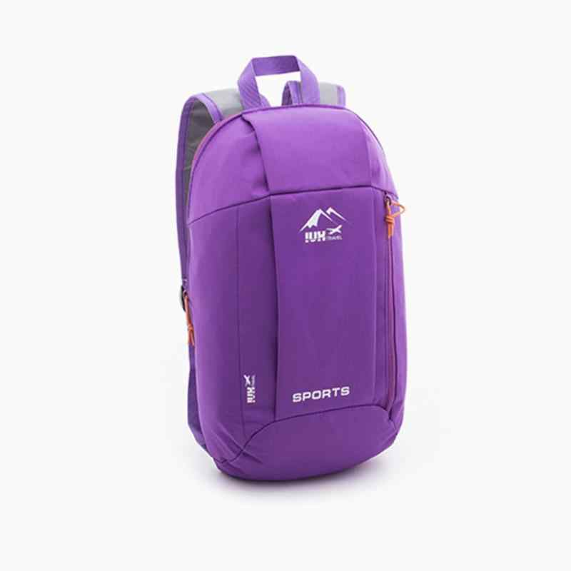 Large Capacity Light Weight Durable Woman Backpack Portable Travel Zipper Oxford  Cloth Backpack 6 Colors for b78ef43a11855
