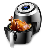 3.6L бытовой дым бесплатно Здоровье умный сенсорный экран антипригарная воздушная фритюрница Heathly кухонная плита французская жареная без ма
