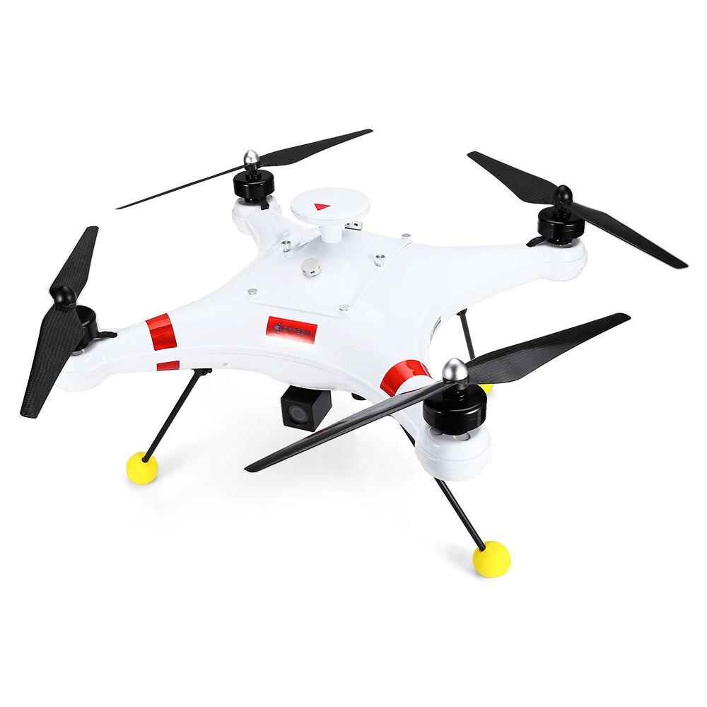 Ideafly RC Pêche Drone 5.8G FPV 7 Pouces Moniteur IP67 Étanche 1200g Charge Utile Maximale RTF Brushless En Plein Air Quadricoptères drones