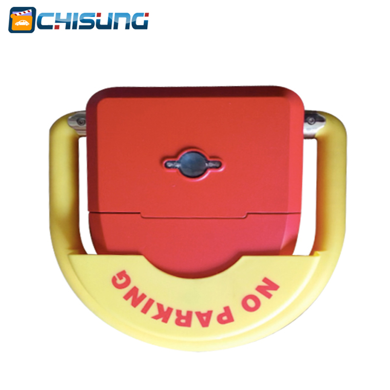 Automatic Remote Controlled Parking Lock For Car