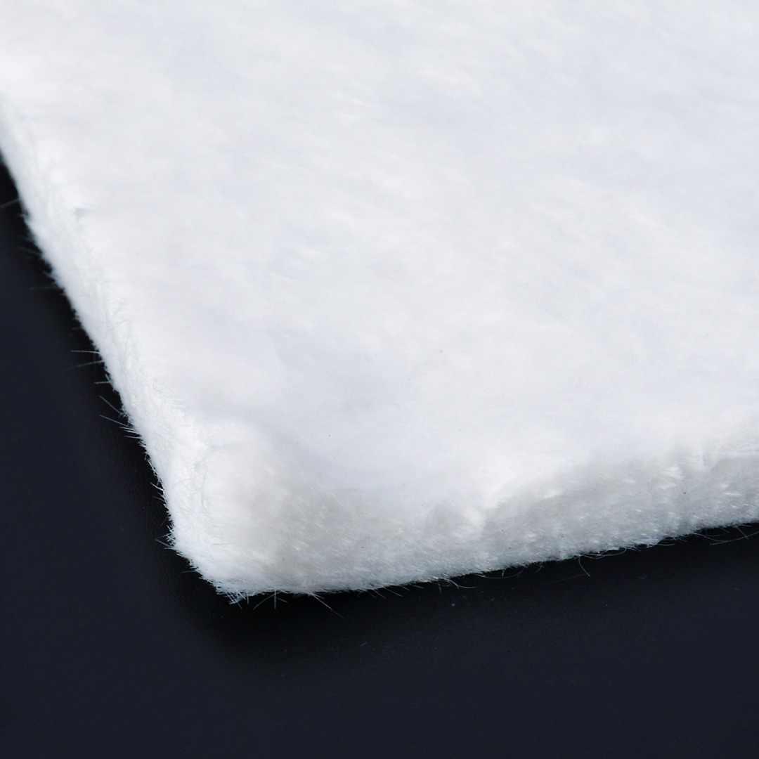 3mm/6mm White Super Light Silica Aerogel Heat Insulation Blanket  Hydrophobic Mat Lightest Solid Size 20*15cm