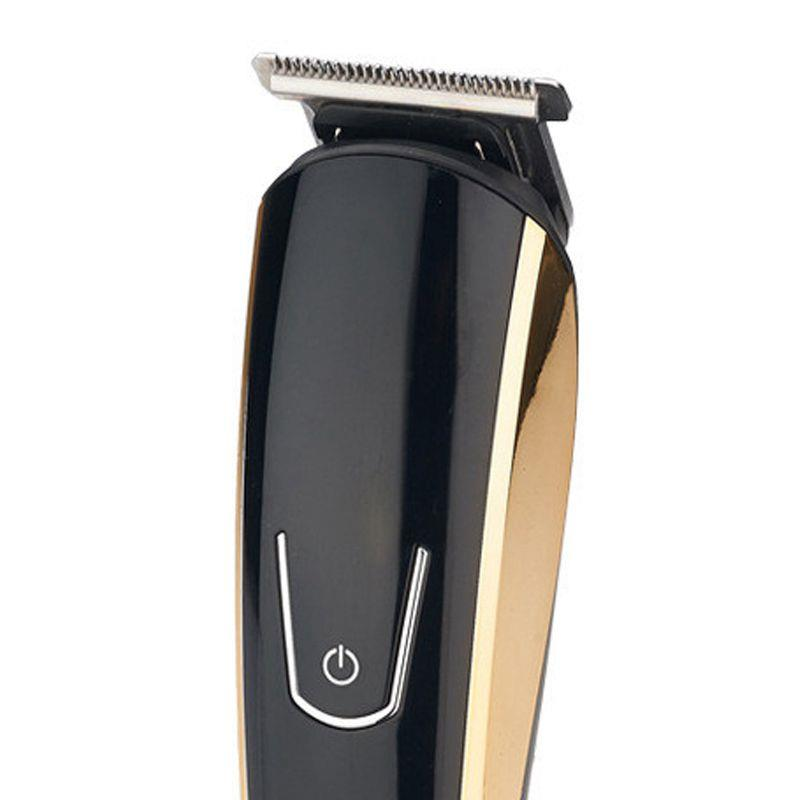 High Quality 5 In 1 Men Hair Clipper Electric trimmer for beard Razor Rechargeable Mustache Shaver Styling Tools With EU Plug