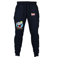 Game Cuphead Sweatpants unisex cotton casual Pants men women Sweatpants Joggers pants cosplay costumes pants