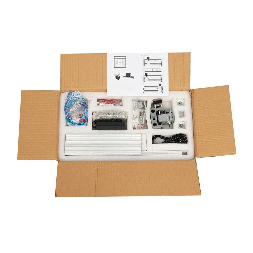 3 axes CNC 3018 GRBL contrôle bricolage Mini CNC routeur Laser Machine Pcb Pvc fraisage bois routeur bois routeur gravure Laser - 6