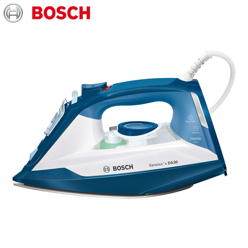 лучшая цена Electric Irons Bosch TDA3024110  household appliances laundry steam iron ironing clothes