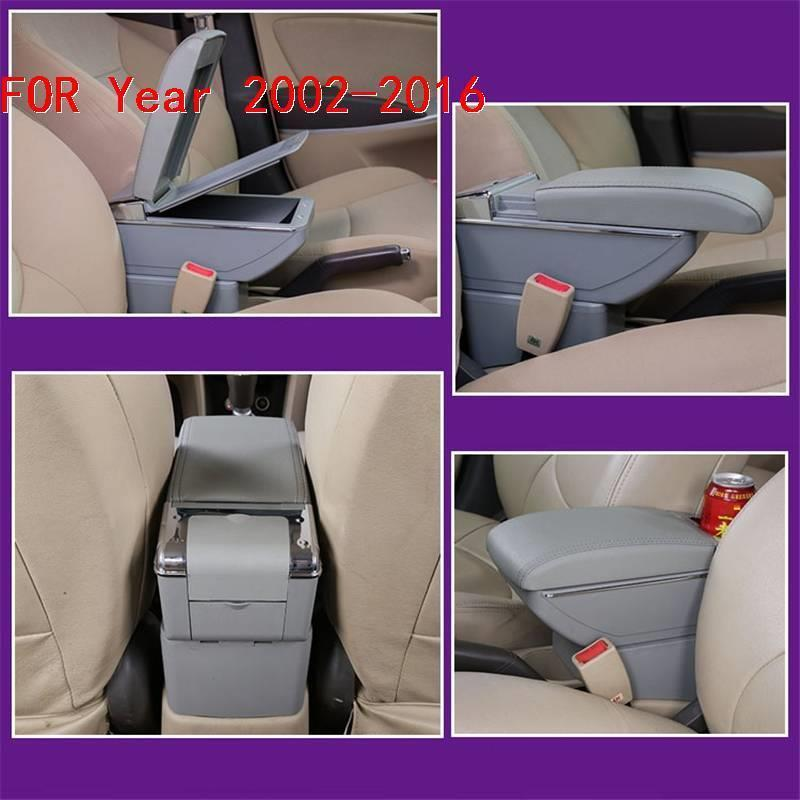 Rest Styling Accessory Car Car styling Arm Armrest Box 02 03 04 05 06 07 08 09 10 11 12 13 14 15 16 FOR Volkswagen Polo in Armrests from Automobiles Motorcycles