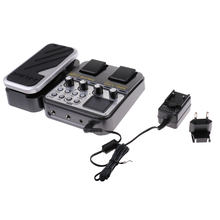 Durable Metal Electric Guitar Digital Synthesizer Effects Pedal Processor 58 Effect MG-100 23 x 14.5 x 5cm