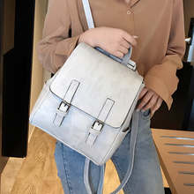 цены Women Backpack Designer High Quality Leather Women Fashion School Bags Large Capacity Backpacks Travel Bags School Shoulder Bag