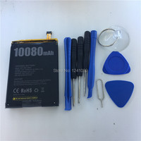 Mobile phone battery DOOGEE S80 BAT18M710080 battery 10080mAh Gift dismantling tool Long standby time DOOGEE Mobile Accessories