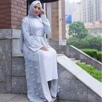 Muslim Hijab Arabic Sari Indian Dress Dubai Abaya Robe Gowns Kimono Ramadan Arab Islamic Clothing Kaftan Yukata Abayas For Women