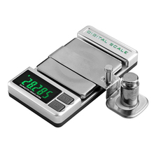 LEORY Digital Turntable เครื่องวัดขนาดแขนโหลดเมตรสีฟ้า LCD สำหรับ Tonearm Phono Cartridge 100G/ 0.005g