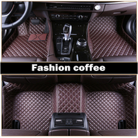 Custom fit car floor mats for BMW 6 series E63 E64 F06 F12 F13 630i 630Ci 640i 645ci 650i 635d 640d carpet liners