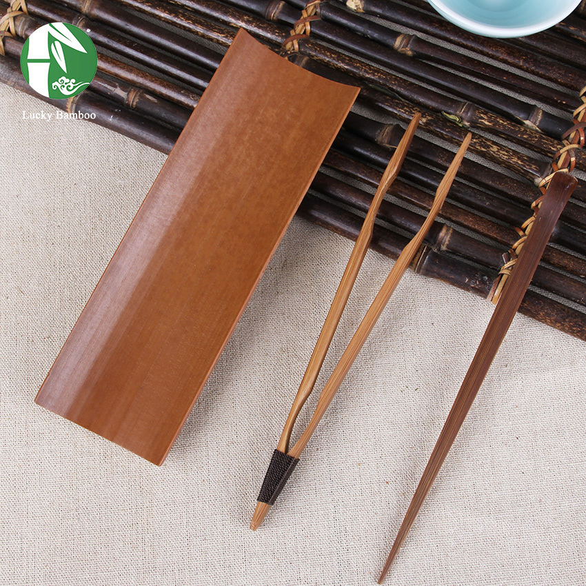 Handmade Tea Accessories Gift Matcha Tea Scoop Retro Design Tea Spoon Chinese Kungfu Tea Ceremony Copper Tools