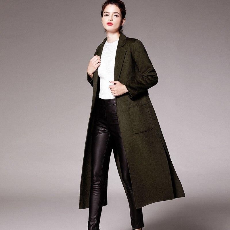 manteau face nouveau longue