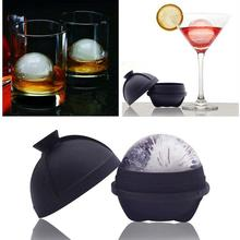 Silicone Gel Mold for Whisky Ice Hockey Single Ball Independent Rod Accessory Funnel