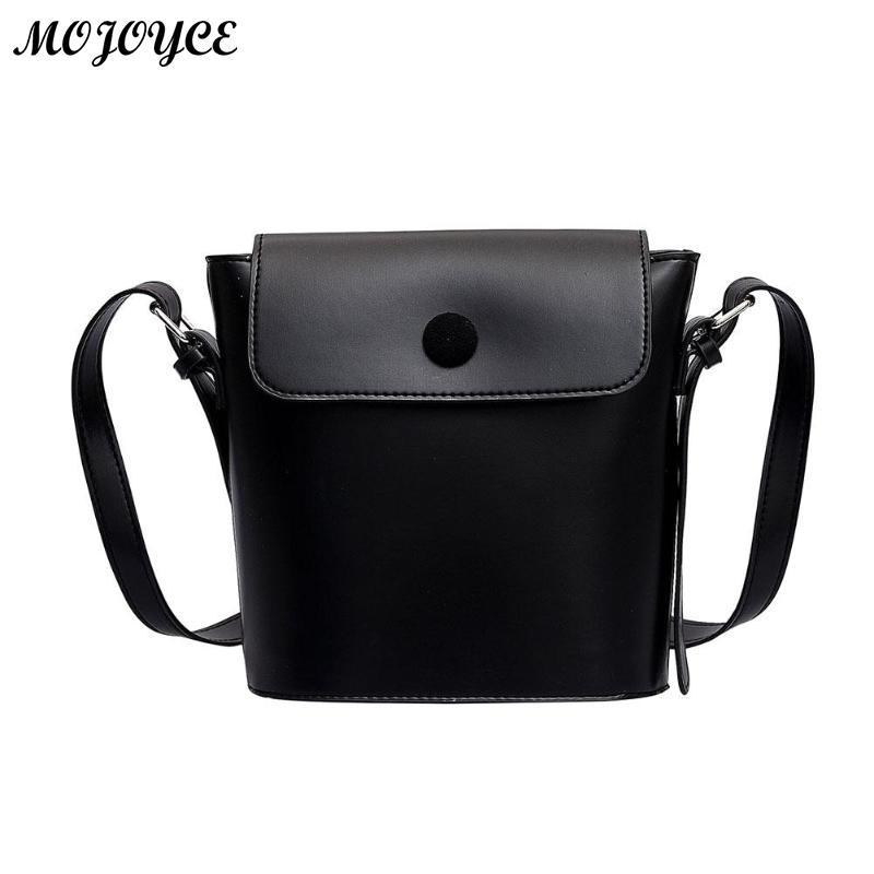 Women Soft PU Leather Crossbody Bag Famous Design Female Handbags 2019 New Girls Casual Messenger Shoulder Bags Bolsa Feminina