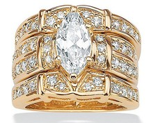 цена на NoEnName 3PCS Jewelry Bangtan Album Ring Kim Tae Set Bague Argent Rings for Women Men Crystal Diamont Diamante Bizuteria Rings