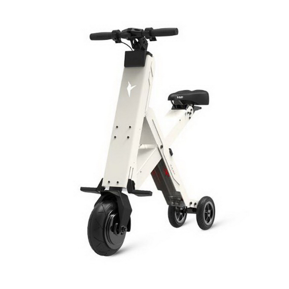 310437/Intelligent folding electric scooter balance car lithium battery APP control/Endurance 20 KM/E-ABS electronic brake