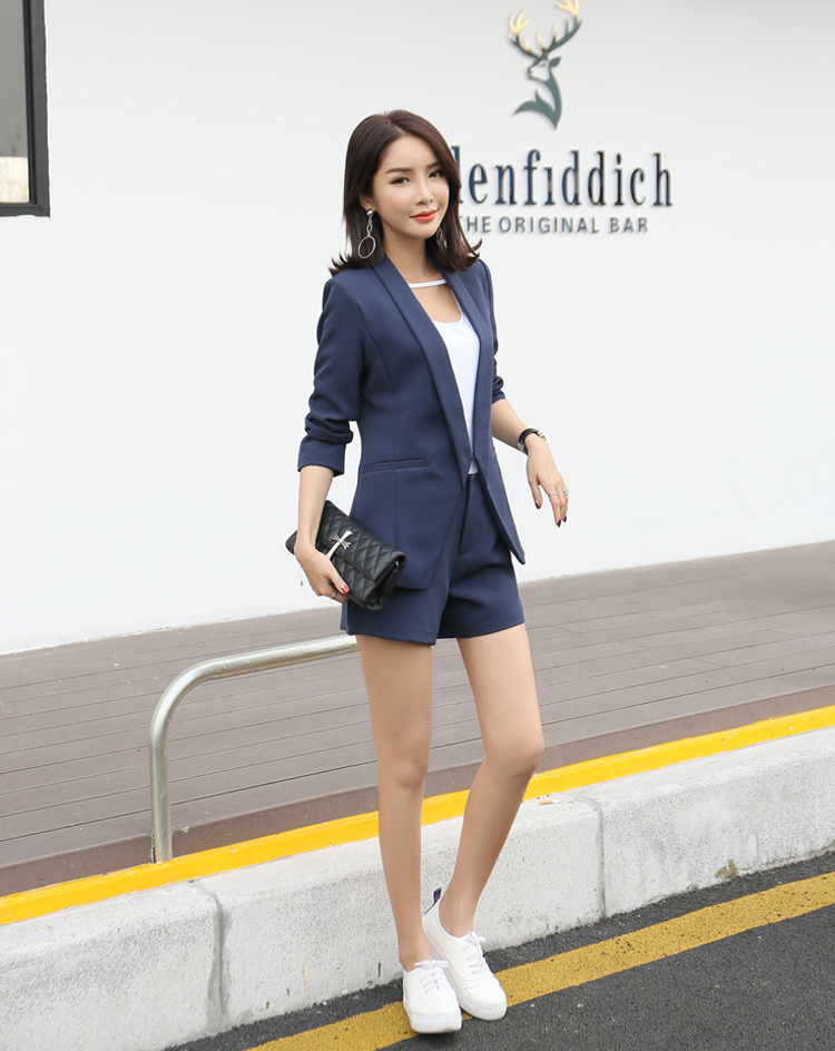 2019 Spring Of The New Small Suit Female Coat Ol Temperament Of Cultivate One's Morality Show Thin Contracted A Suit