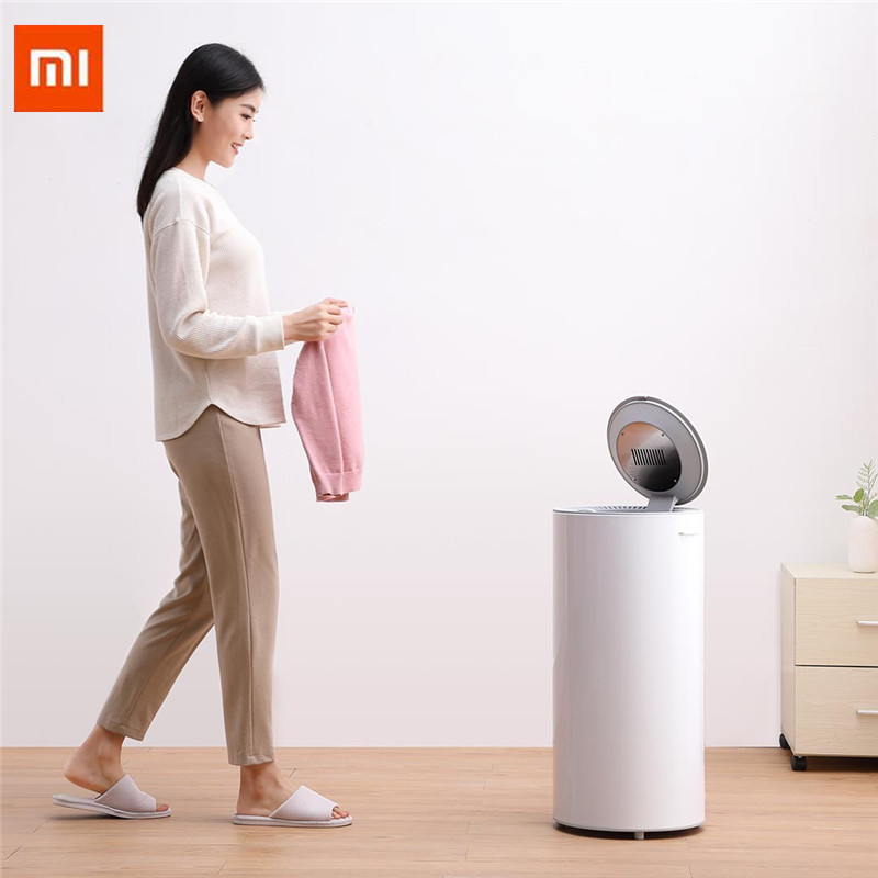 Smart Clothing Disinfection Dryer 35l Capacity 650w Power Sterilization Drying Shoe Laundry Dryer From Xiaomi Youpin