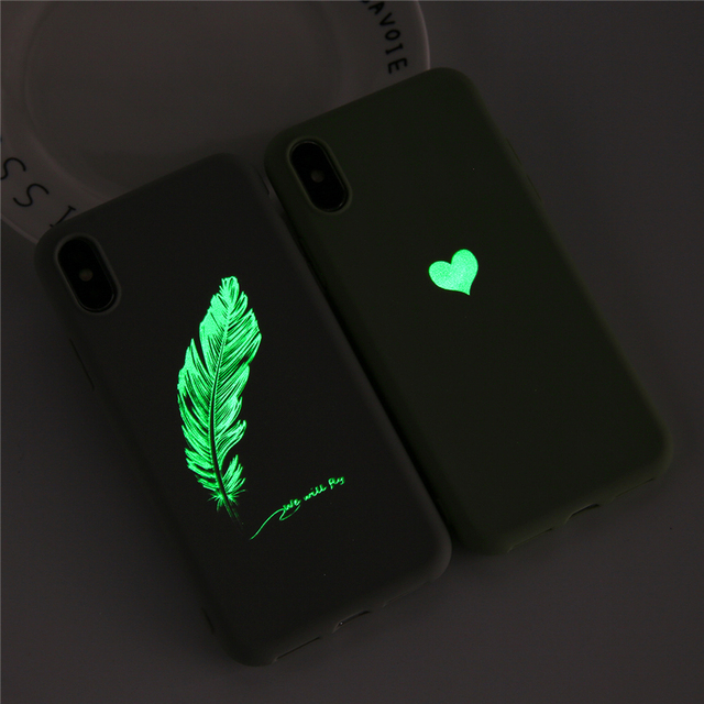 Luminous Phone Cases For Apple iPhone
