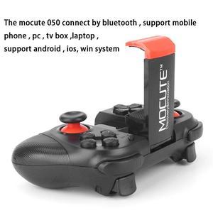 Image 5 - MOCUTE 050/054/053 블루투스 VR 게임 패드 안드로이드 조이스틱 컨트롤러 Selfie 셔터 PC 스마트 폰 + 홀더