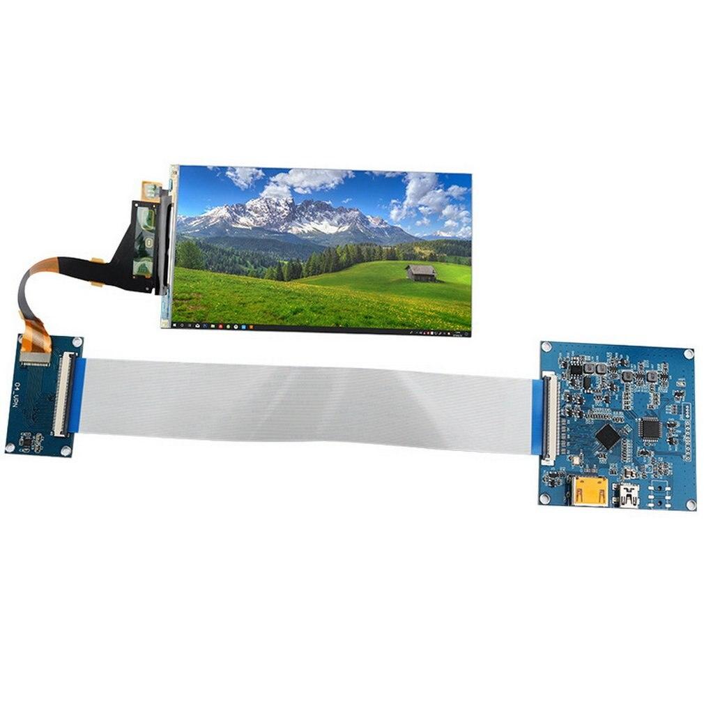 5,5 дюймов стереолитографический принтер x 1440 2 к ЖК дисплей экран HDMI к MIPI VR дисплей драйвер контроллера для 3D 2560 LS055R1SX04