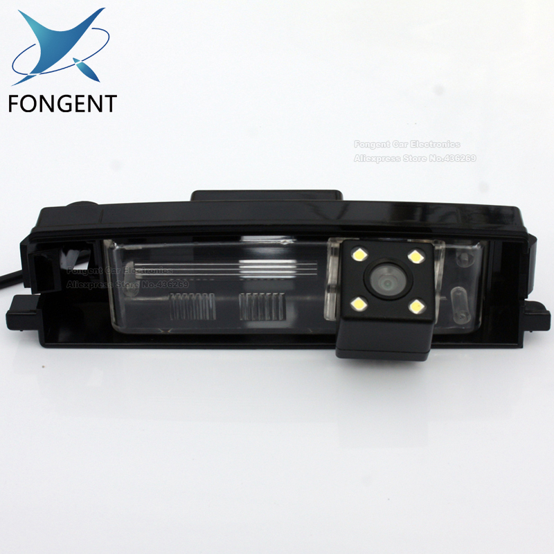 For Toyota RAV4 2000 2001 2002 2003 2004 2005 2006 2007 2008 2009 2010 2011 2012 Rear View Parking Reverse Backup Monitor Camera