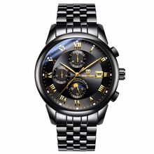 TEVISE Brand Multi-fonction Watch Automatic Mechanical Fashi