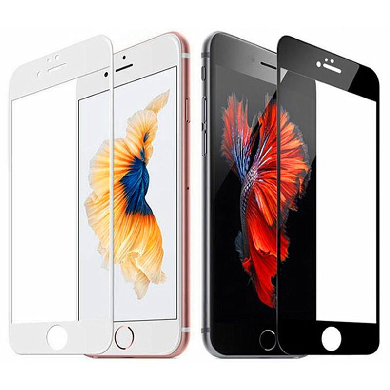 Safety Glass for iPhone 6s Protective Tempered Glas Film for iPhone 6 7 8 6s Plus X XS Max