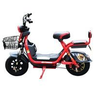 Новый шаблон электромобиль взрослый Электромобиль Электрический велосипед электромобиль мини аккумулятор