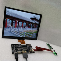 8 inch IPS display module HJ080IA 01E1024X768DCusb5v