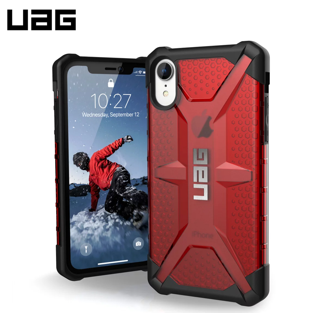 Фото - Mobile Phone Bags & Cases UAG 111093119393  XR  case bag 360 degree round finger ring mobile phone smartphone stand holder