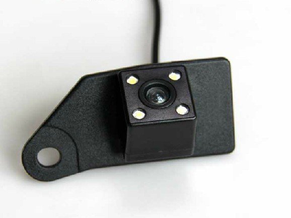 ПЗС высокой четкости ночного видения автомобильная камера заднего вида заднего монитор заднего вида обратный резервный парковочная камера для Мицубиси рвр в ASX