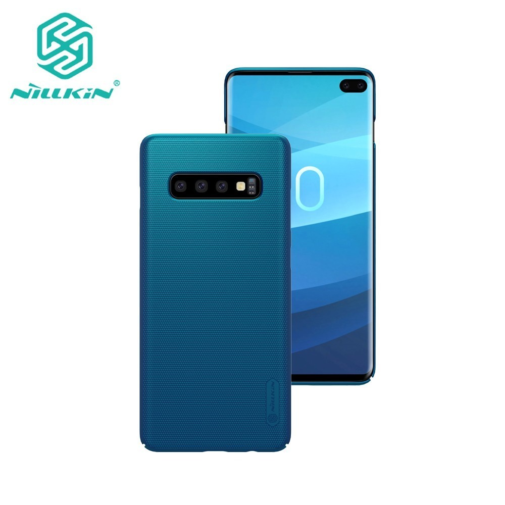 Nillkin Case For Samsung Galaxy S10 Plus Frosted Shield PC Hard Back Cover sFor Samsung S10 / S10e CaseNillkin Case For Samsung Galaxy S10 Plus Frosted Shield PC Hard Back Cover sFor Samsung S10 / S10e Case