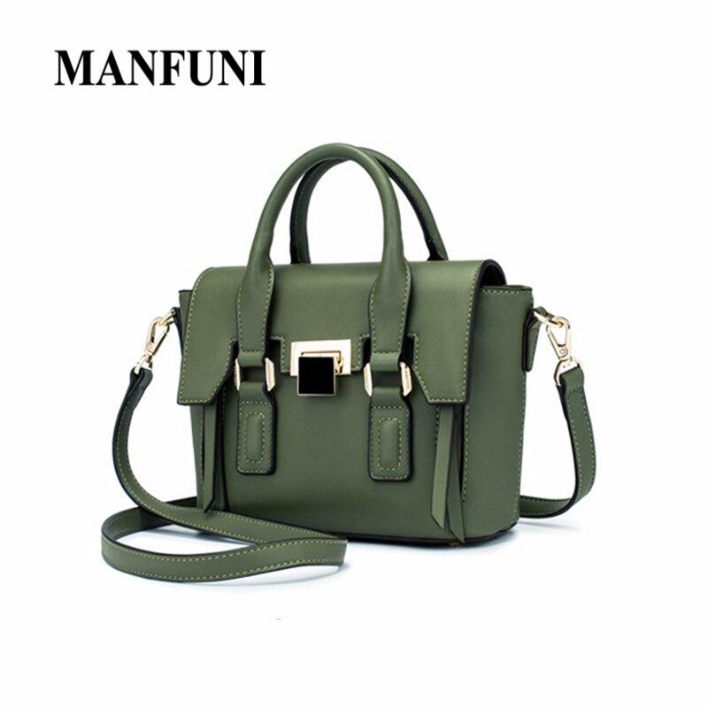 Messenger sac à bandoulière pour femmes vert PU cuir luxe sac à main femmes sacs Designer 2018 fourre-tout femmes Messenger sacs à bandoulière