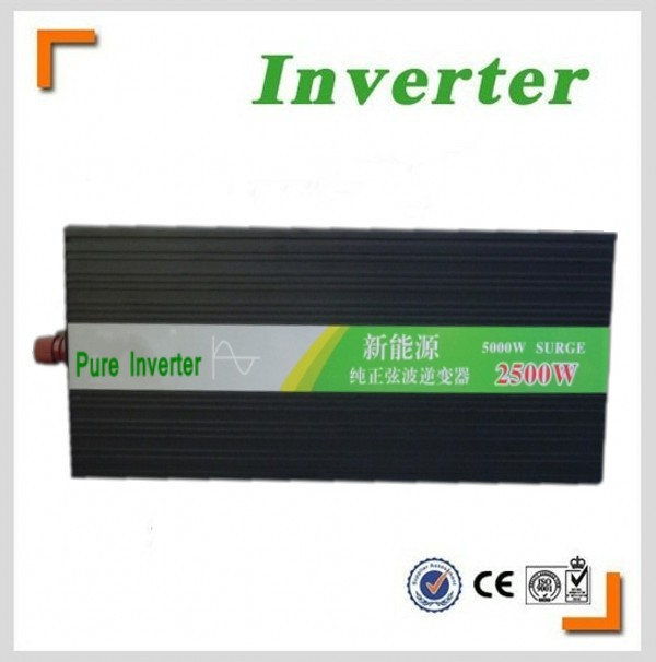 2500 W Sinus-<font><b>Wechselrichter</b></font> Spitzen 5000 w Power <font><b>Inverter</b></font> 2500 W Reine Sinus Welle Power <font><b>Inverter</b></font> 2500 W de onda sinusförmige pura image