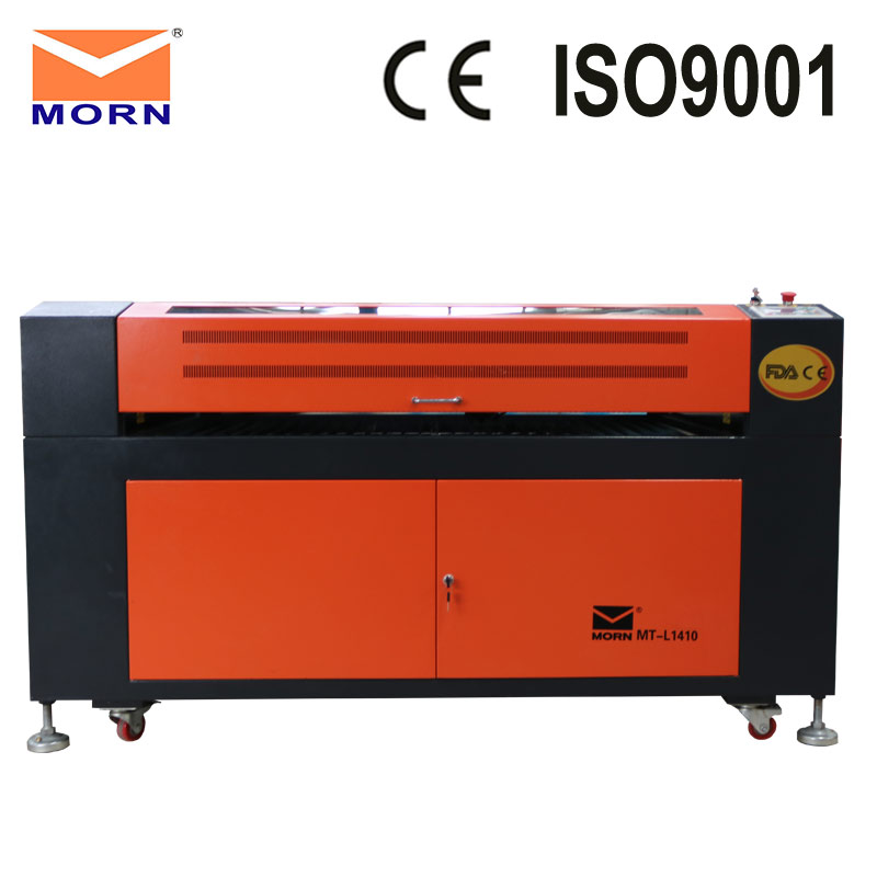 MORN CNC 1410 CO2 Laser Engraver For Acrylic MDF Laser Engraving And Cutting Machine Cutting Density Board Nonmetal Materials