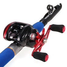 High Speed Gear Ratio Bait Cast Fishing Reel