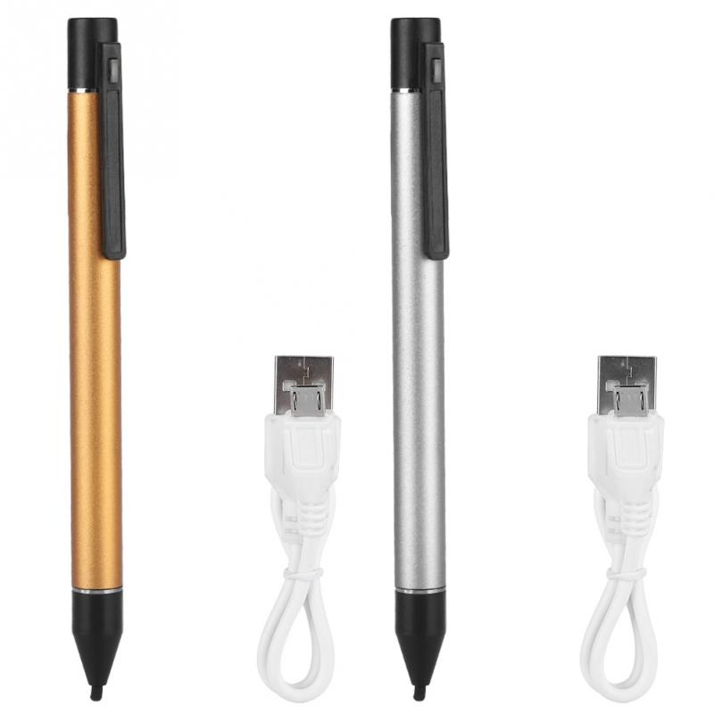 YM Active Capacitive Touch Screen Drawing Writing Stylus Pen For IOS / Android  Stylus Pens Brand New Style