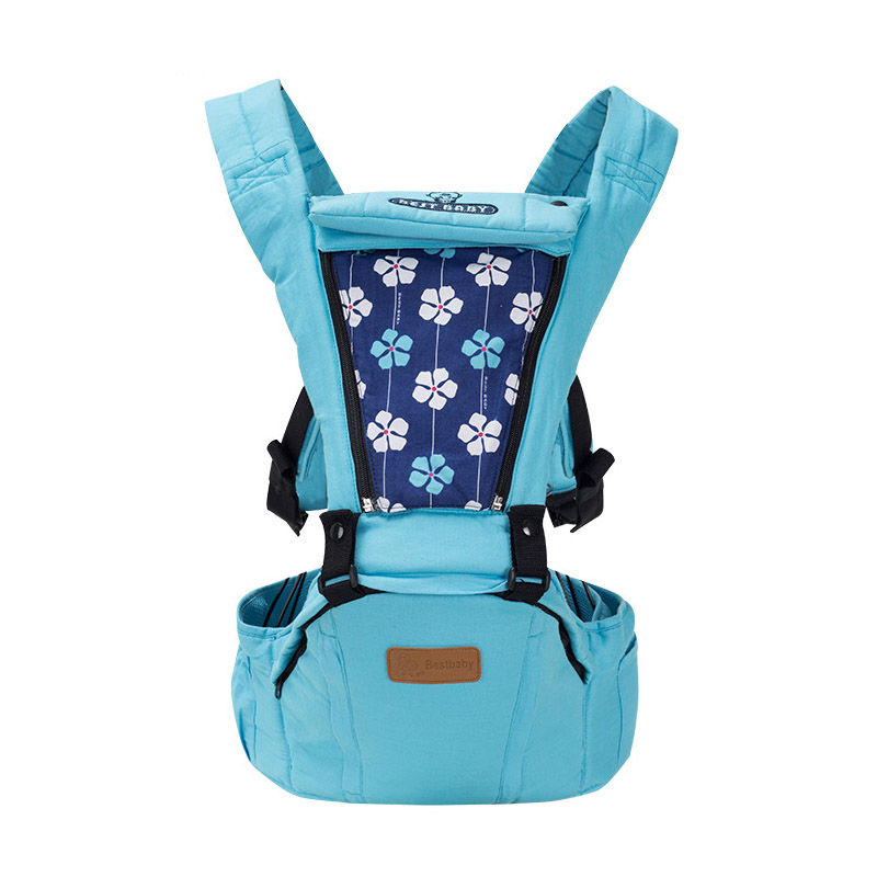 BEST BABY Newborn Baby Sling Baby Front Cross-Holding Child Holding Baby Artifact Waist Stool Sitting Multi-Function Four Seas