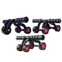 Abdominal Roller Workout Fitness Machine Gym Fitness Wheels Home Gym Boxing Exercise Workout Equipment