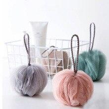 Bathroom Accessories 1Pcs Shower Balls Portable Massage Cleaning Supplies